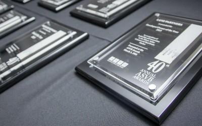 40th Annual Awards Banquet Recap