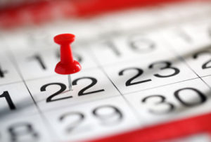 ASVB Calendar of Events